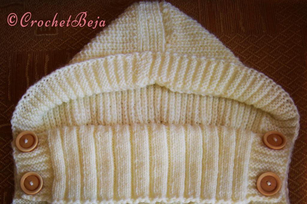 Crochet Cover for Baby