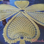 Amazing Collection Of Yellow Crochet Doilies
