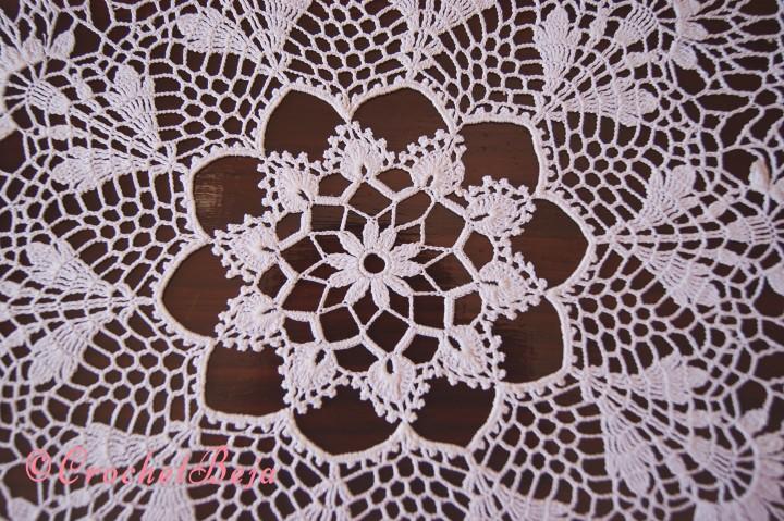White Crochet Doilies