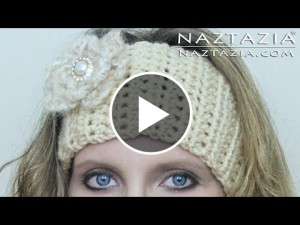 Headband Wrap Crochet – Video Tutorial