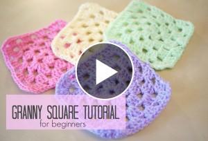 Crochet Square Doily – Video Tutorial