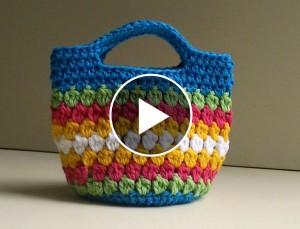 Wonderful Bag Crochet – Video Tutorial