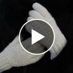 Winter Crochet Gloves – Video Tutorial