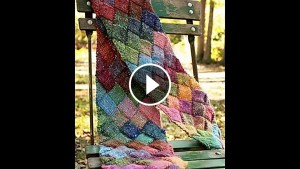 Knitting Fabulous Scarf – Video Tutorial