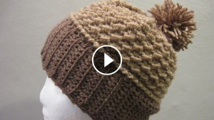 Crochet Amazing Beanie – Video Tutorial