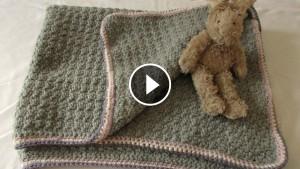 Crochet Amazing Blanket – Video Tutorial