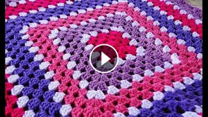Crochet Warm Blanket – Video Tutorial