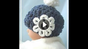 Crochet Amazing Baby Hat – Video Tutorial