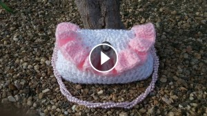 Crochet Pretty Purse – Video Tutorial