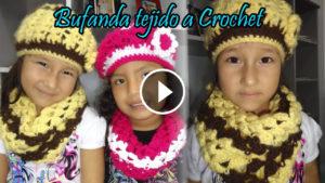 Woven Scarf Crochet – Video Tutorial