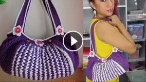 Crochet Joyful Bag – Video Tutorial