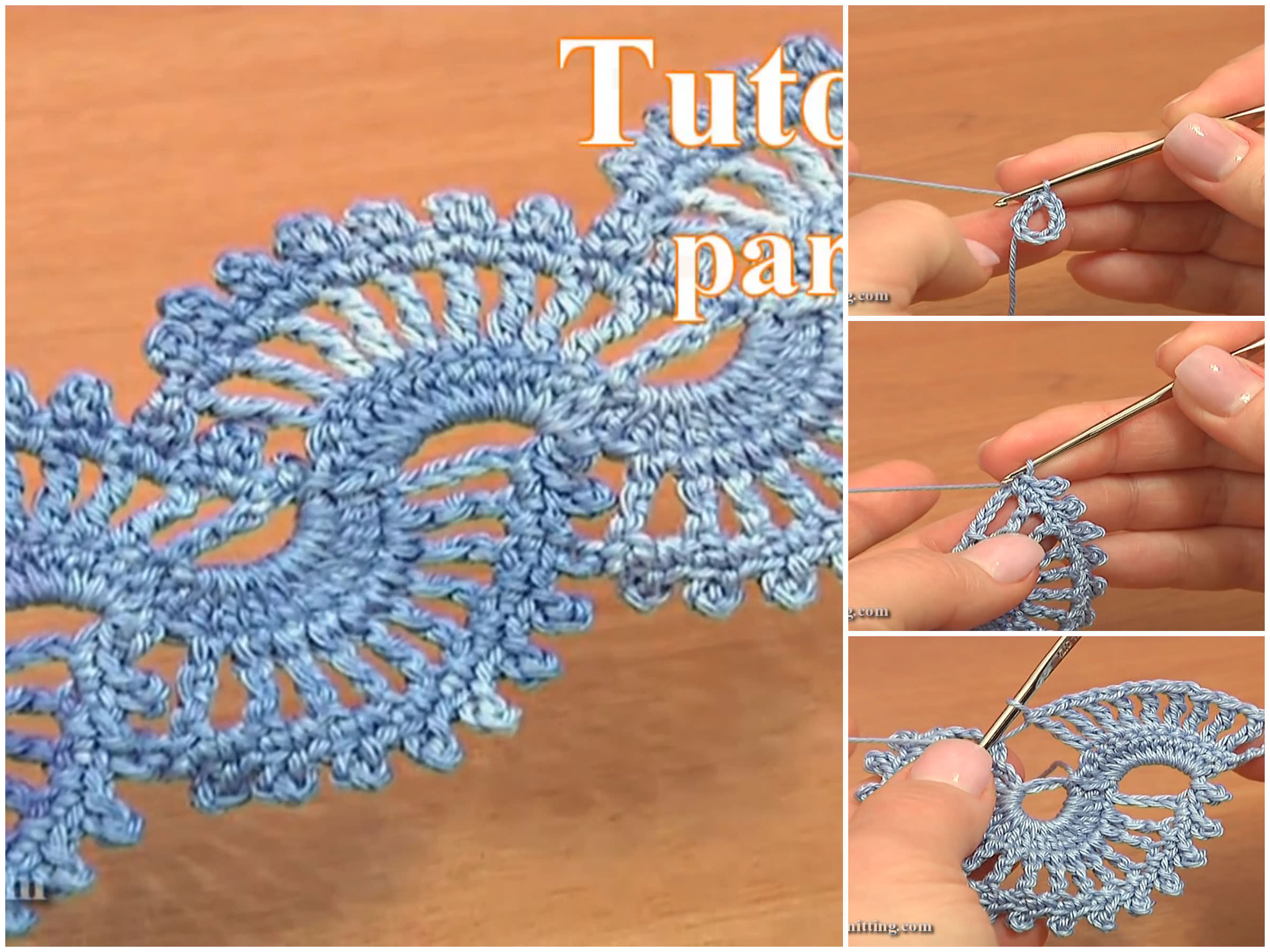 Tape-Lace-Crochet