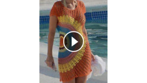 Crochet Amazing Beach Dress – Video Tutorial