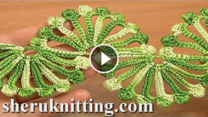 Double Sided Lace Crochet Tutorial