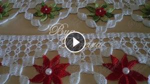 Elegant Crochet Lace Border Tutorial