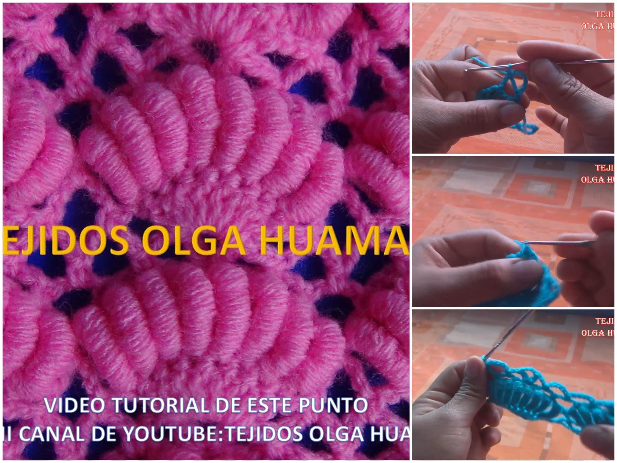 Crochet amazing baby blanket video tutorial crochetbeja crochet amazing baby blanket video tutorial baditri Image collections