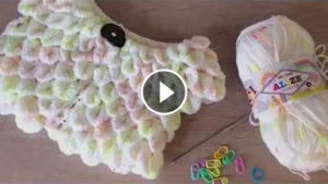 Crochet Lovely Baby Dress – Video Tutorial