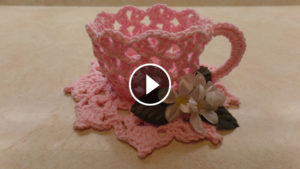 Teacup Crochet Decorations Featured Image