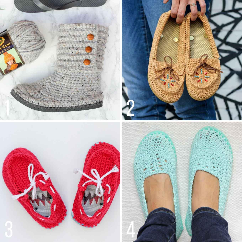 Free Crochet Patterns Flip Flops