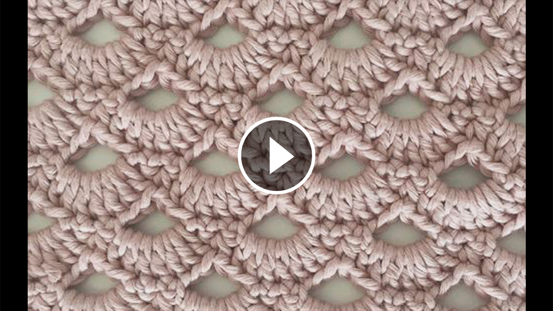 How To Crochet The Knit Stitch