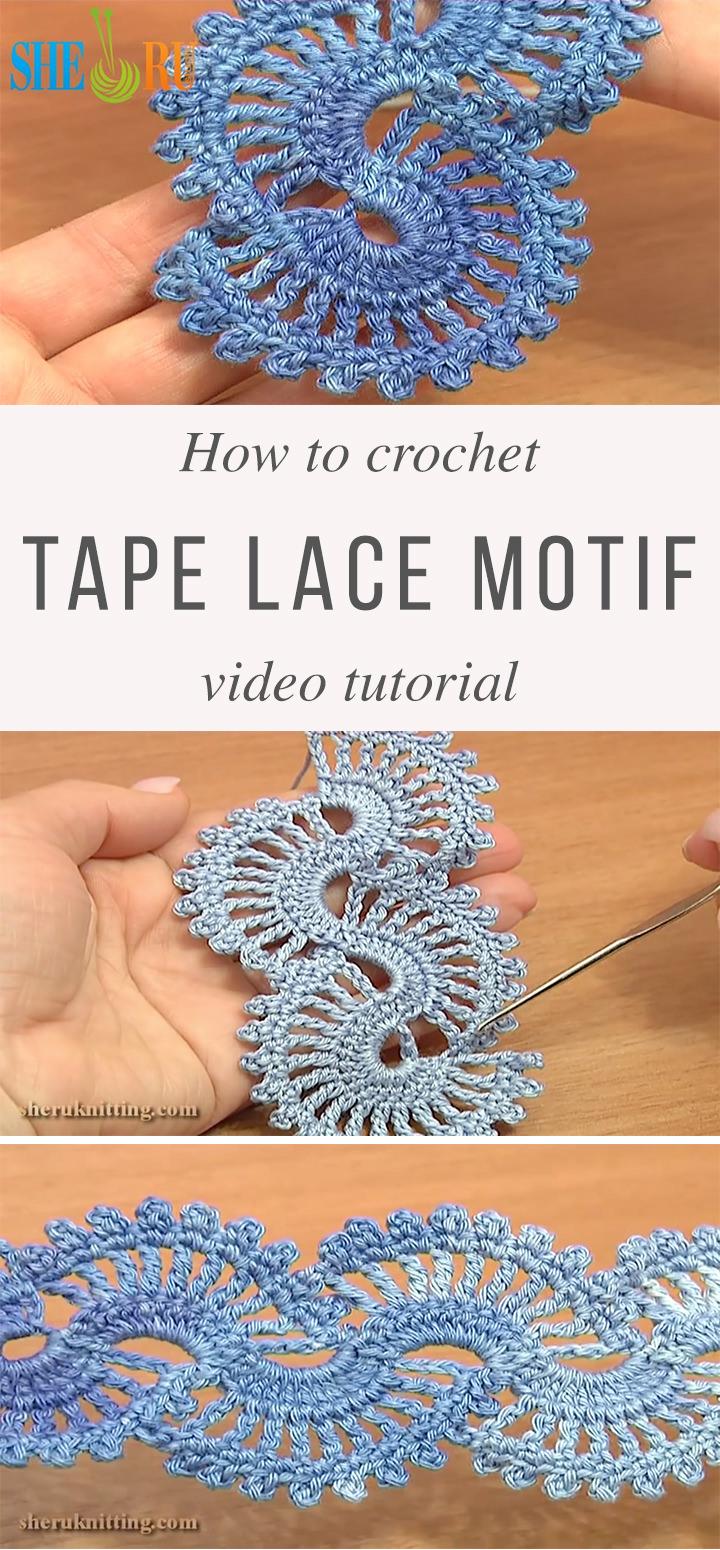 Useful Tape Lace Crochet Motif Crochetbeja,Saltwater Fish List