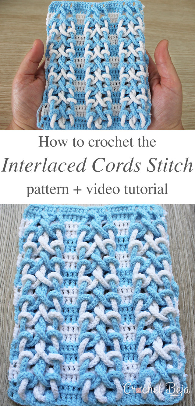 Crochet Knit By Beja Free Patterns Videos How To Part 48