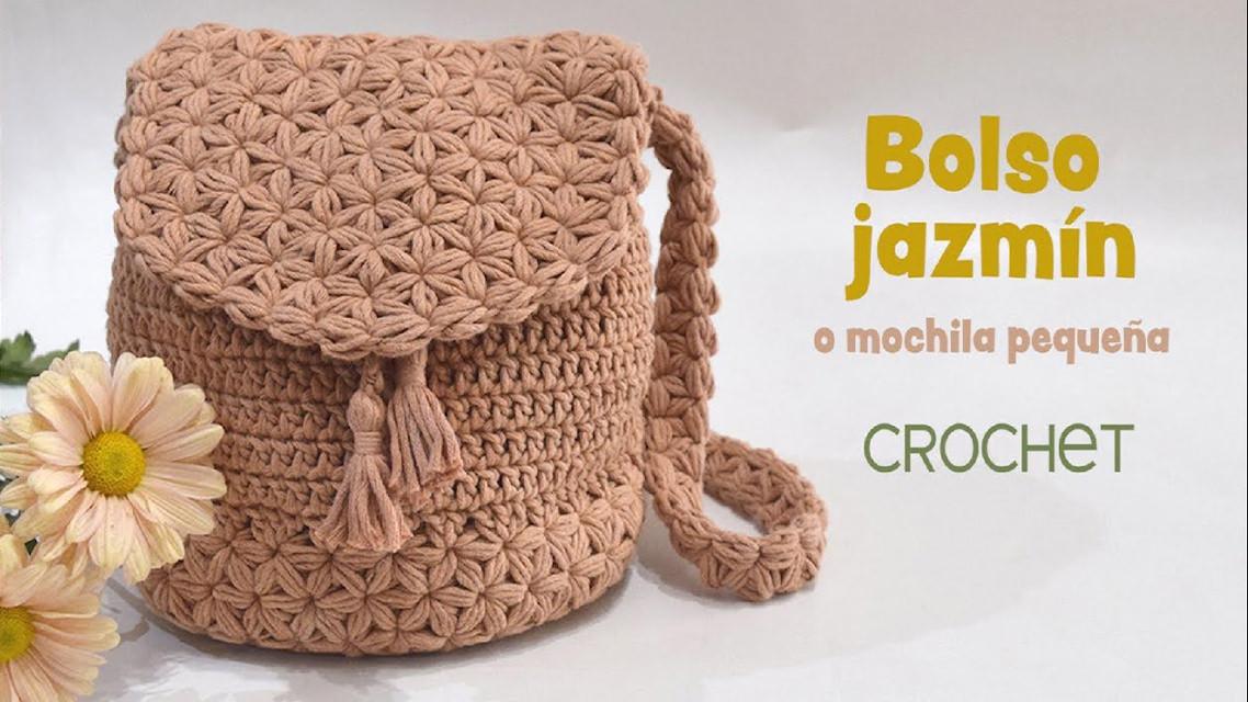 Easy Crochet Bag Tutorial Step By Step Crochetbeja
