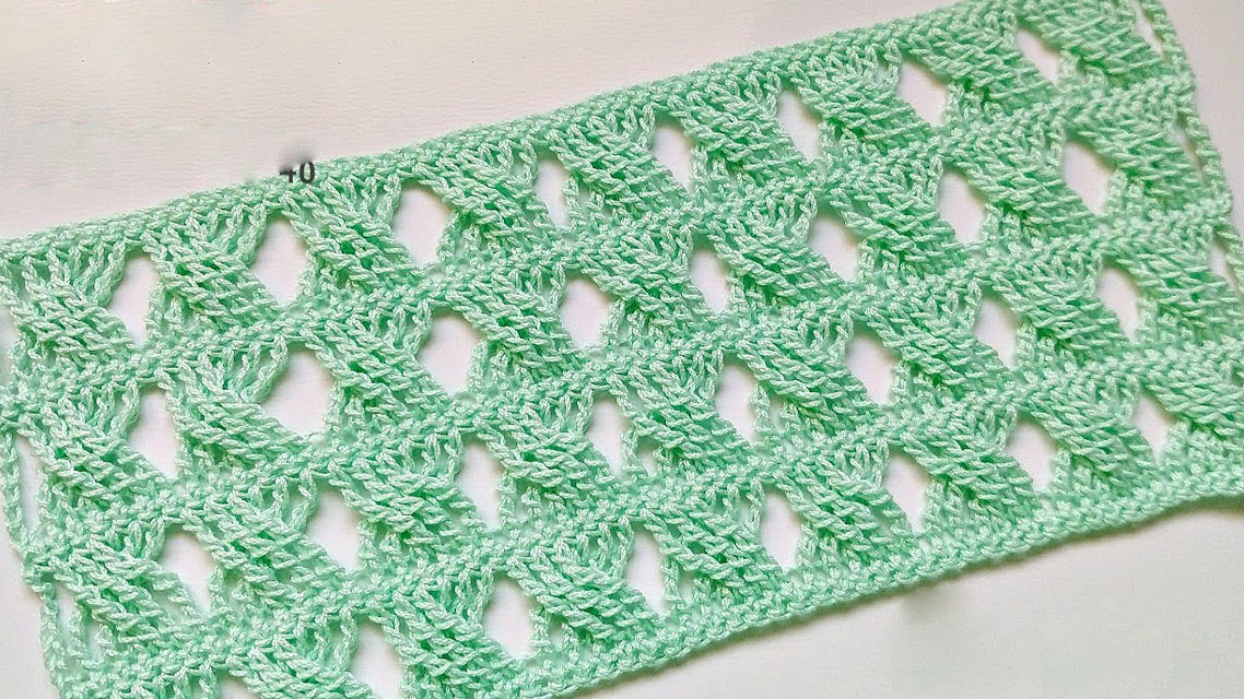 Easy Braided Crochet Stitch You Need To Learn Crochetbeja